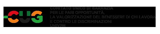 Logo Comitato Unico di Garanzia Univpm