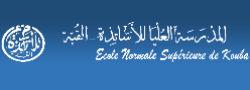 logo Ecole Normale Superieure de Kouba