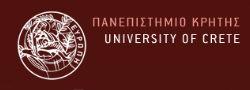 logo Università di Creta