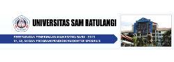 logo Sam Ratulangi University