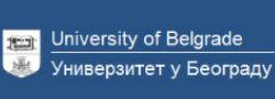 logo Università di Belgrado