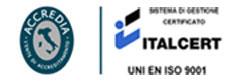 logo Certificazione UNI EN ISO 9001