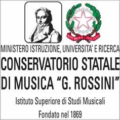 logo Conservatorio Rossini di Pesaro