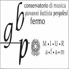 logo Conservatorio Pergolesi di Fermo