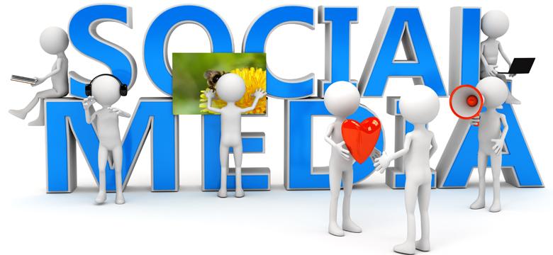image social media