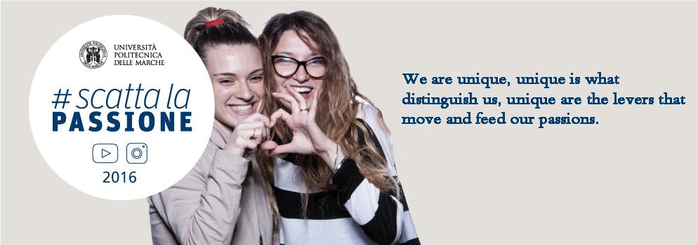 Herzlich willkommen auf den Webseiten der UNIVPM!