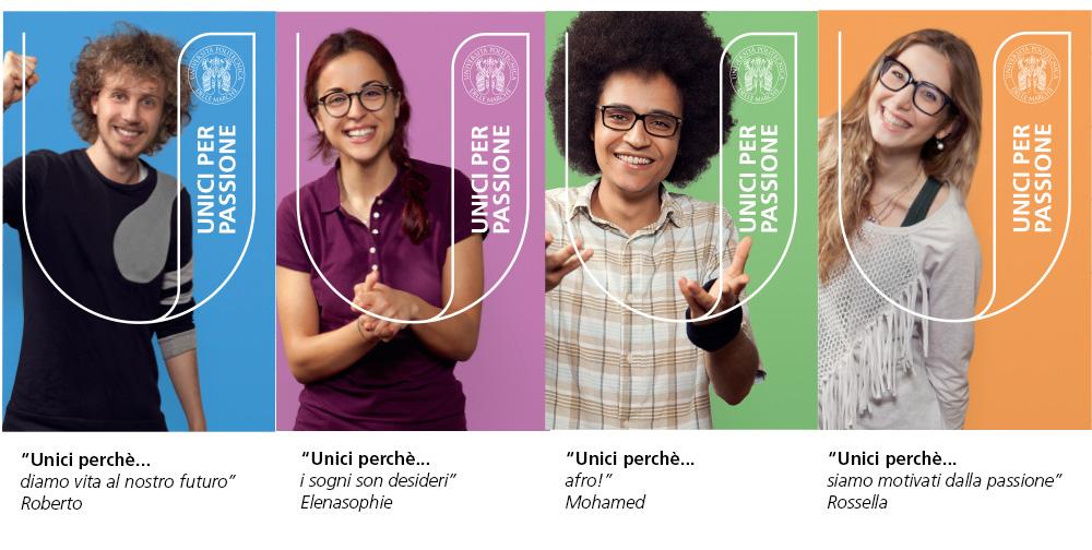 Campagna di comunicazione 2016 univpm