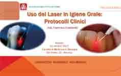 Convegno: Uso del laser in Igiene Orale
