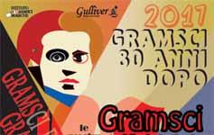 Mostre: 2017: Gramsci 80 anni dopo