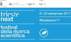 Festival della Ricerca Scientifica - Trieste Next