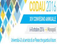 CODAU 2017 - XV Convegno annuale