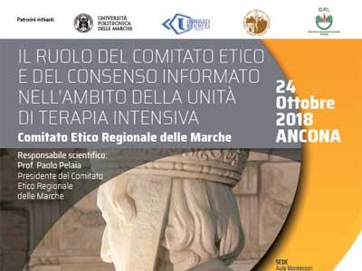 Convegno: Il ruolo del comitato etico e del consenso informato