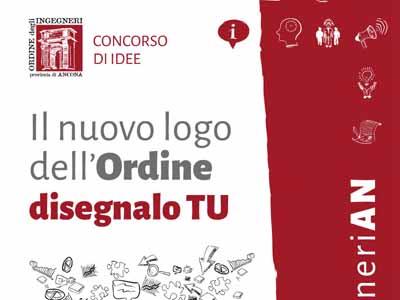 Il nuovo logo dell'Ordine disegnalo Tu
