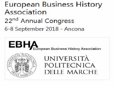 European Business History Association 22nd Annual Congress