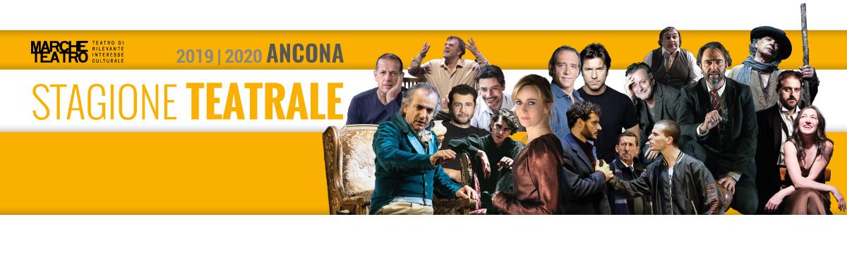 Marche Teatro Stagione 2019-2020