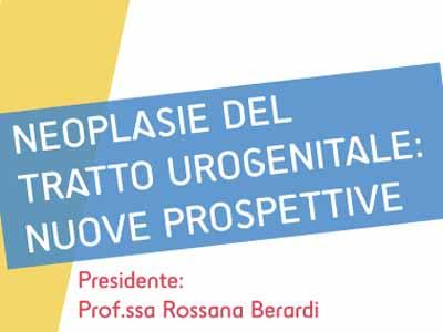 Convegno: Neoplasie del tratto urogenitale