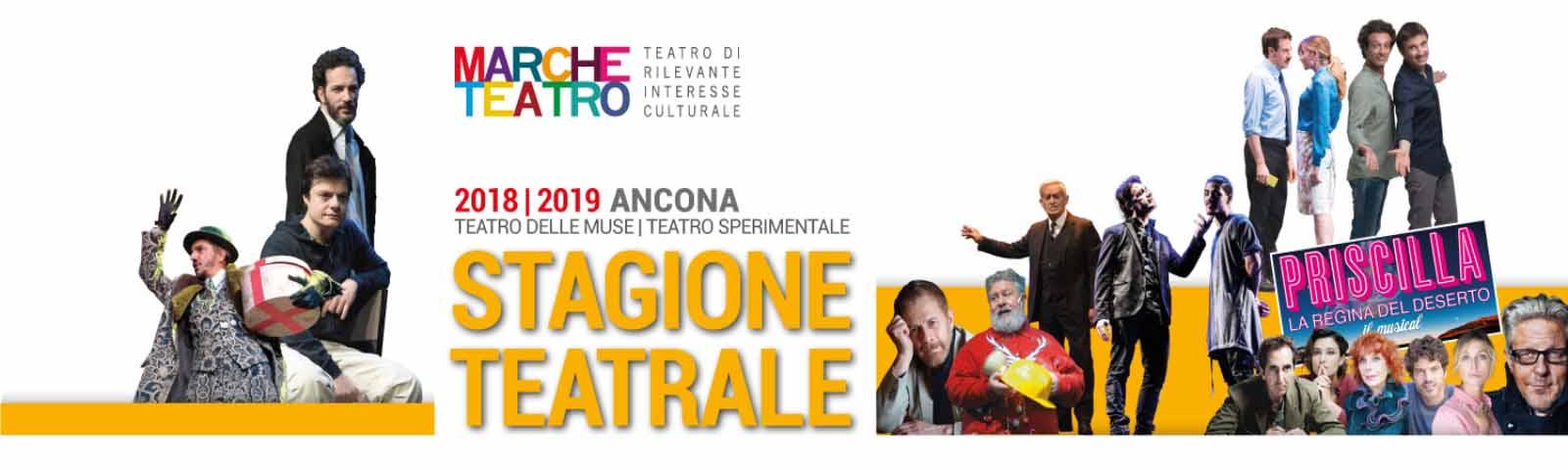 Marche Teatro Stagione 2018-19