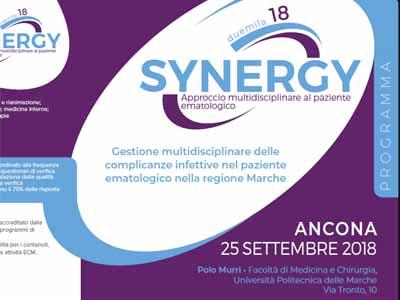 Convegno: Synergy 2018