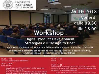 Workshop: Digital Product Development Strategies