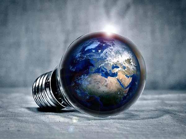 lampadina - mondo