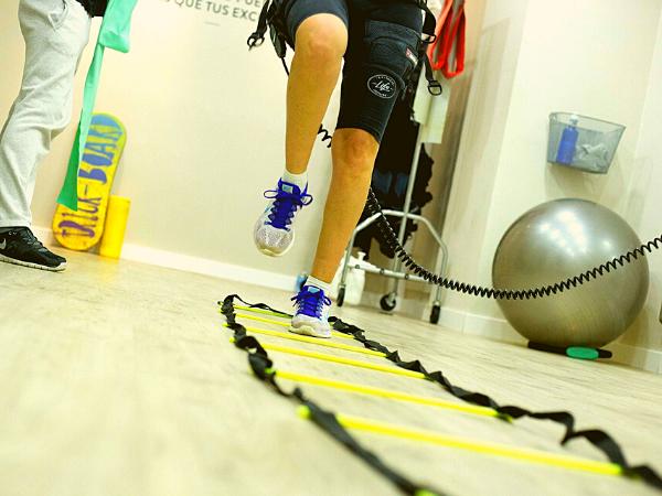 Esercizi fisioterapia