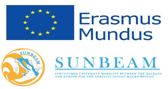 logo Erasmus Mundus e Sunbeam