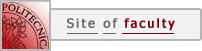 Site internet de la Faculté