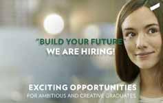 Graduate Program Build Your Future 2017