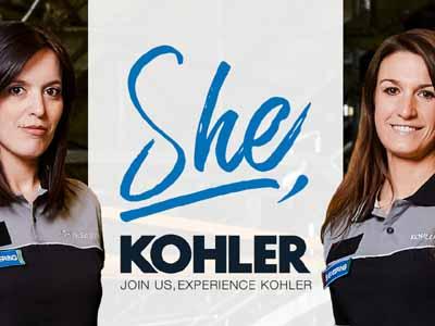 She, Kohler
