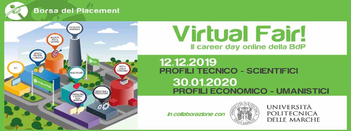banner virtual fair