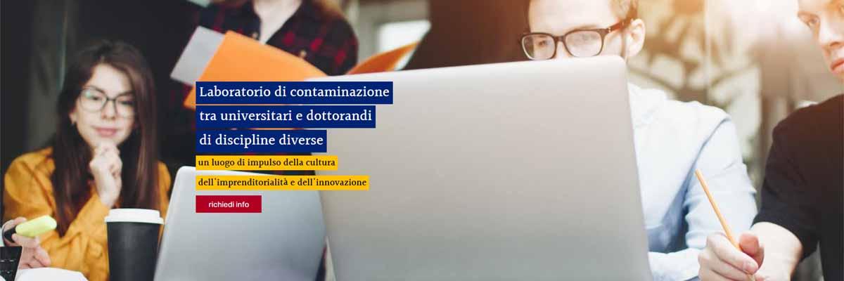 sito web contamination lab