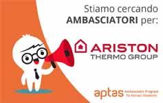 Ariston Thermo Group: Ambasciatori