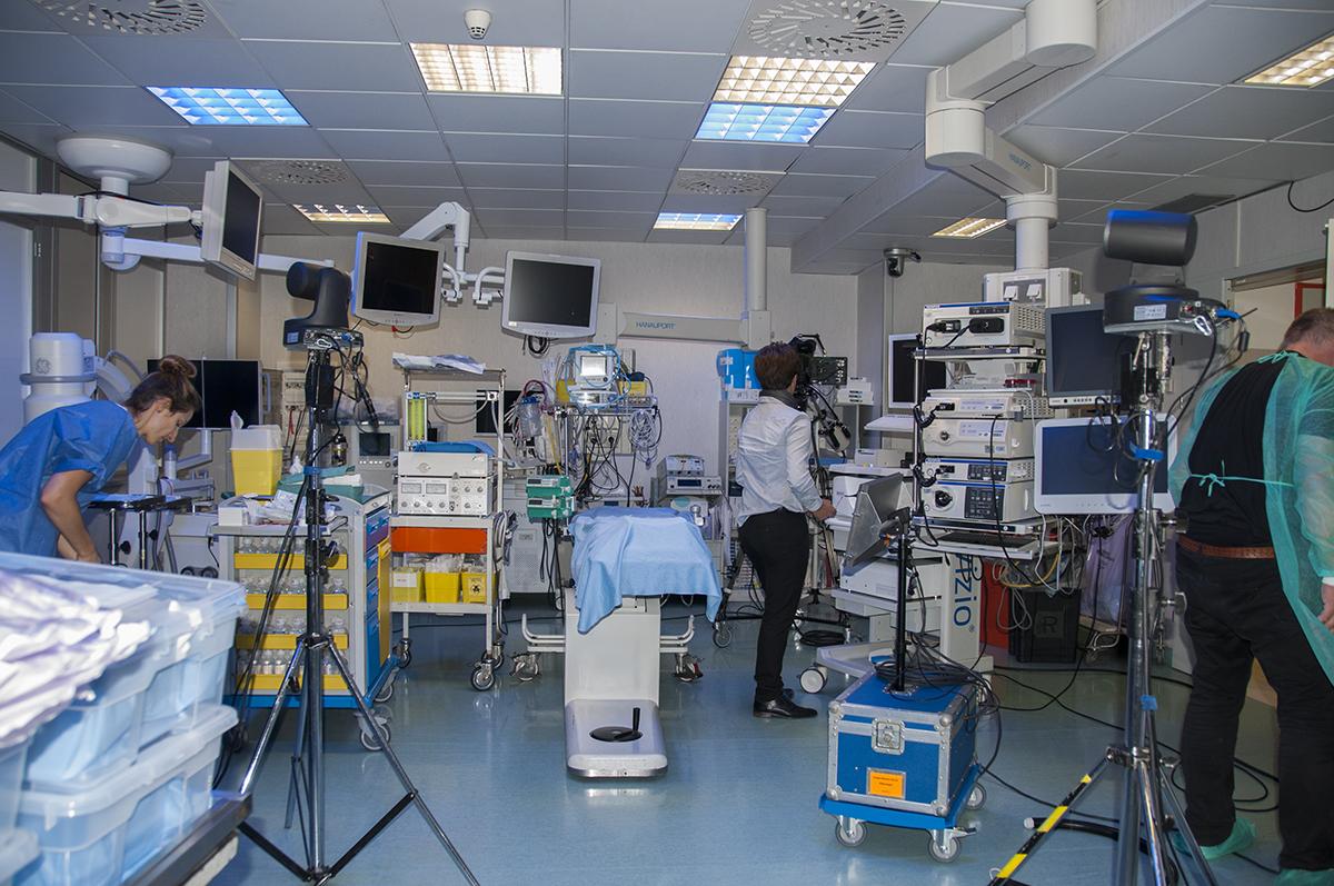 """Presentazione """"sessioni live endoscopia"""""""