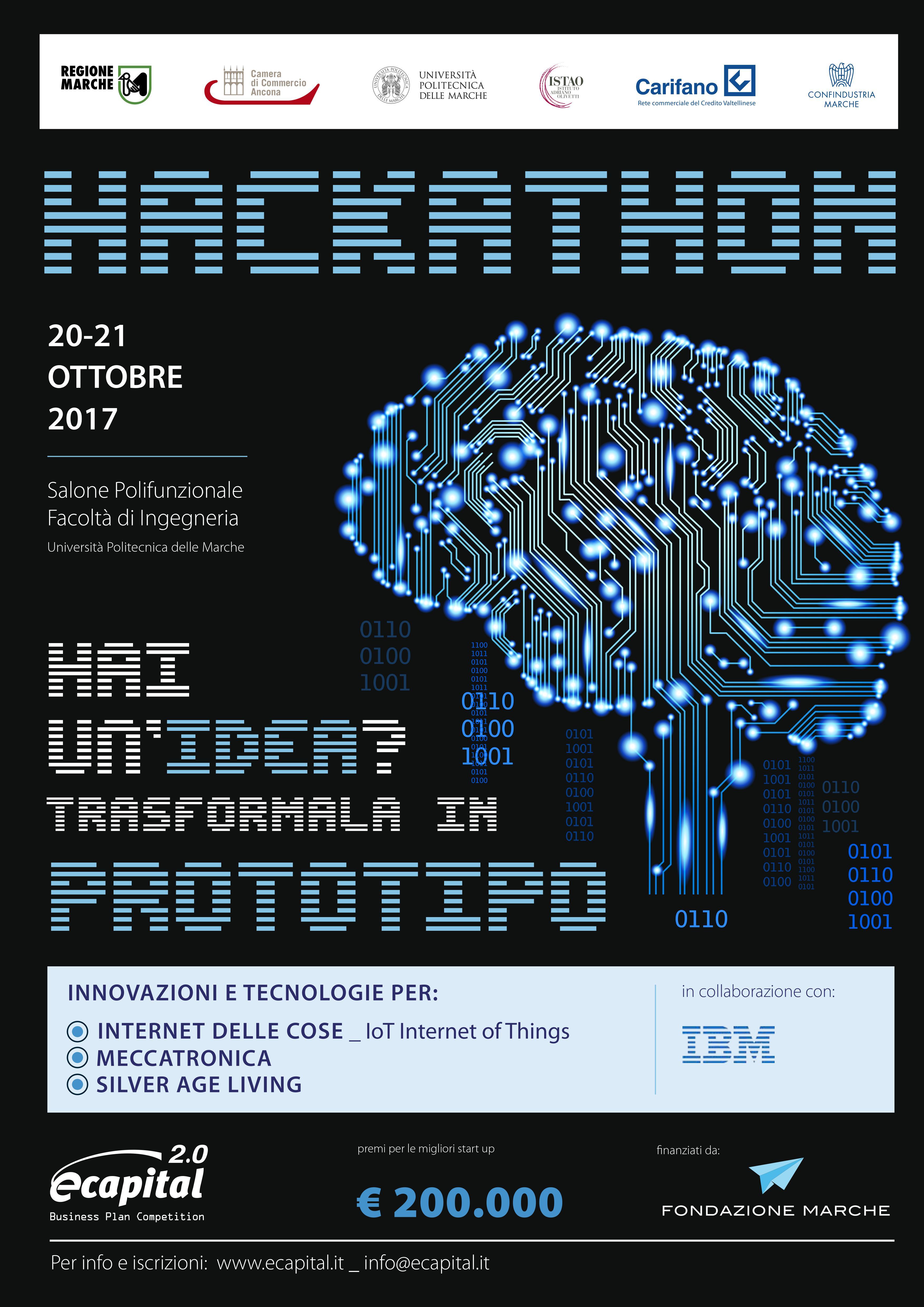 Hackathon Ecapial Univpm