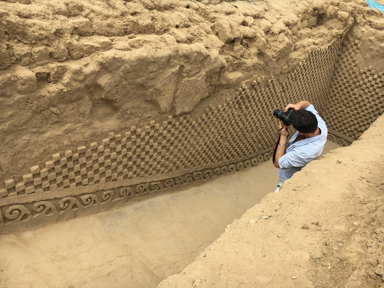 Missione archeologica nell'area del Chan Chan