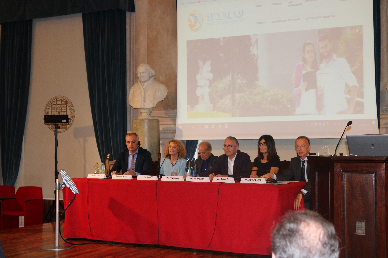 Presentazione dei risultati del progetto SUNBEAM