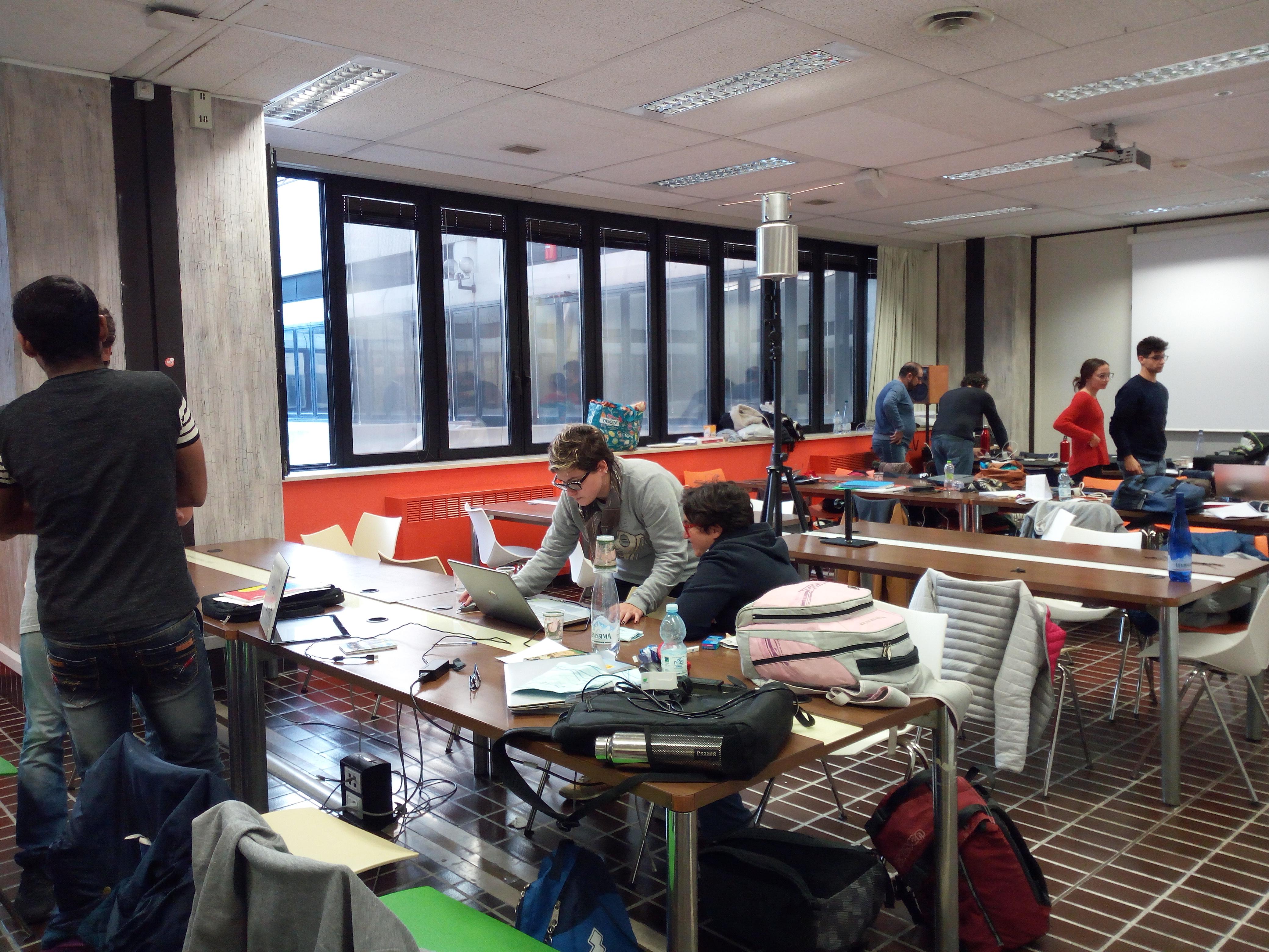 Climathon Ancona 2018 Univpm