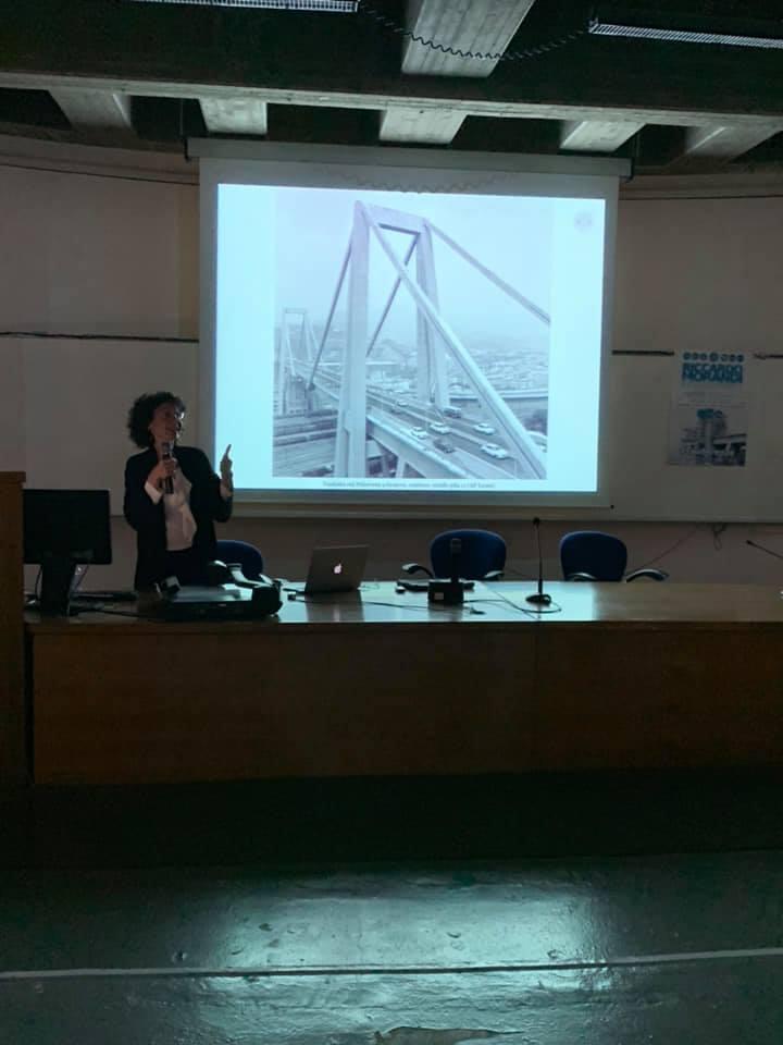 Il seminario I ponti di Morandi