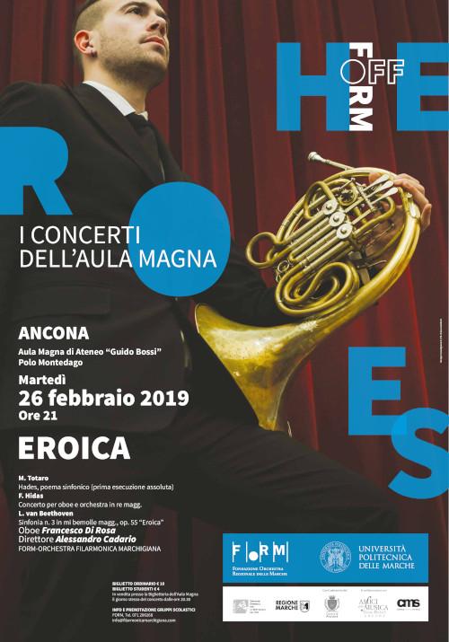 Form-Off: i concerti dell'Aula Magna