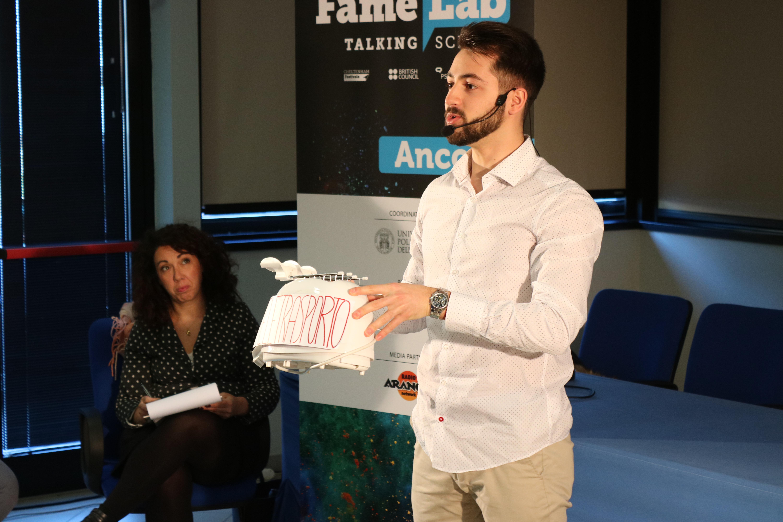 Famelab Ancona 2019