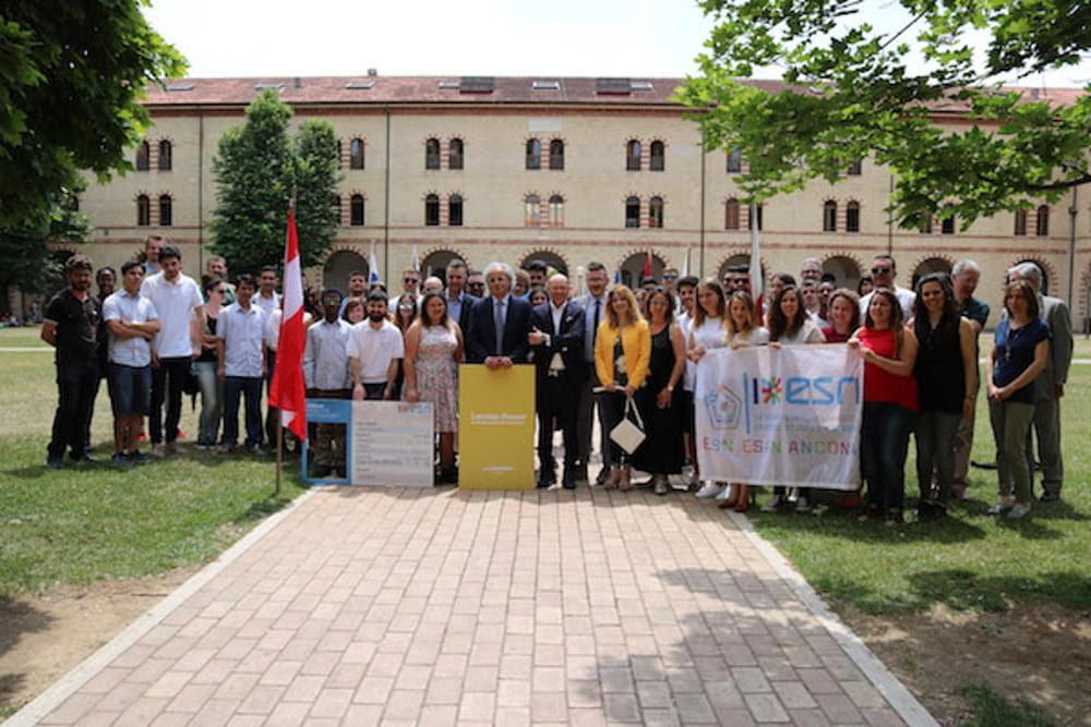 L'Europa fa tappa a Senigallia grazie agli studenti Erasmus