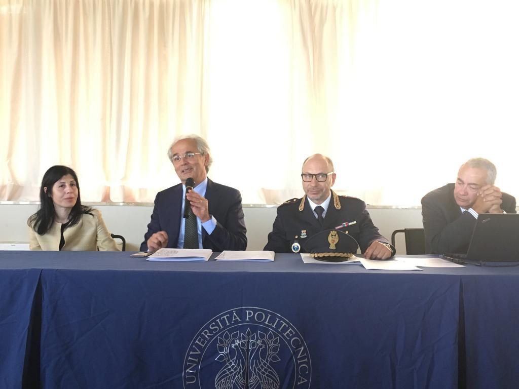 Collaborazione tra Polizia Scientifica e Univpm