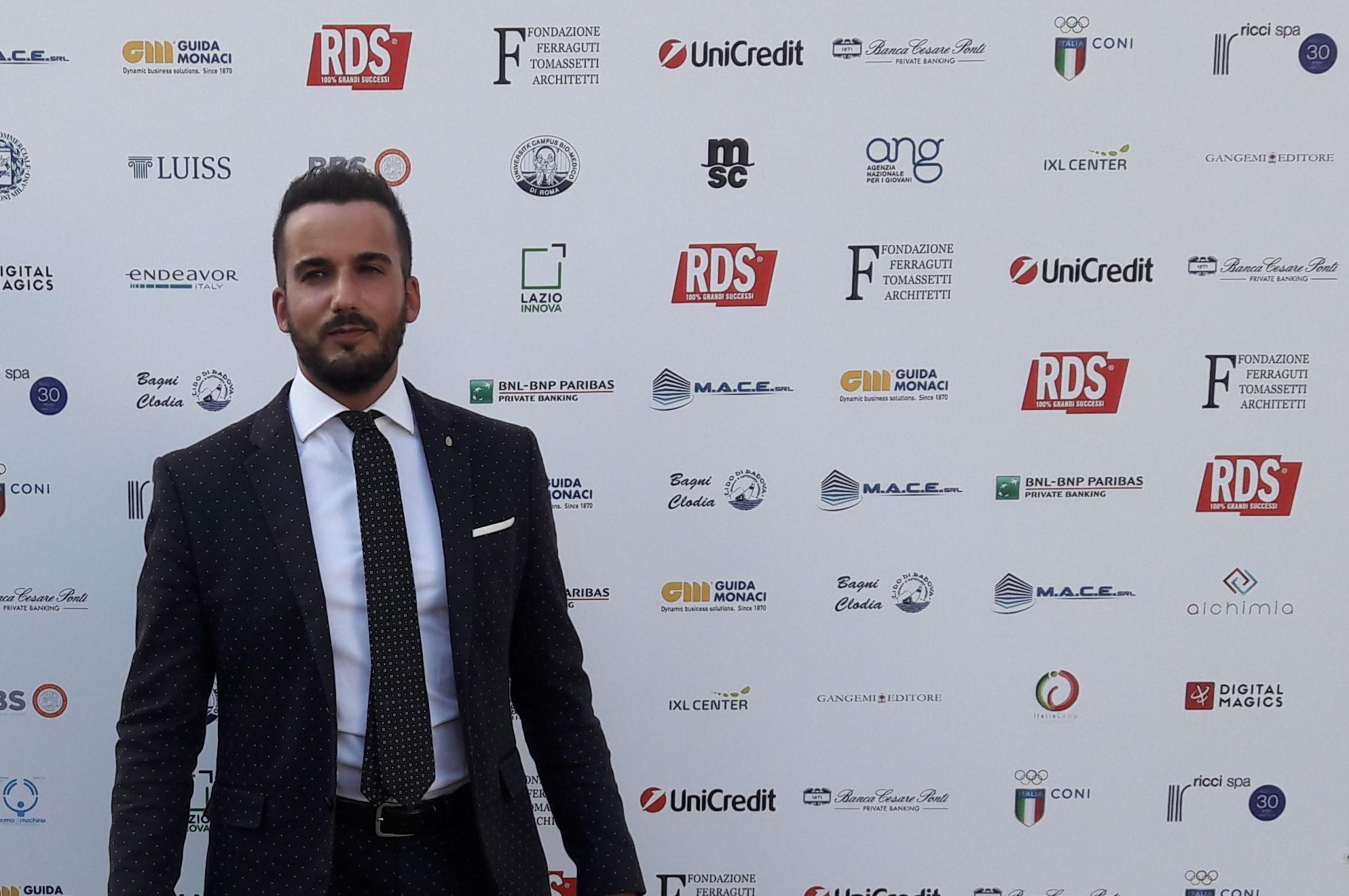 Premio nazionale sul giornalismo per Daniele Bartocci