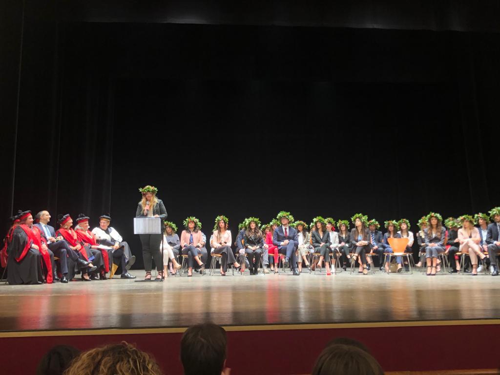 Lauree Infermieristica Pesaro al Teatro Rossini