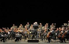 Lezione concerto di Soudant in Aula Magna