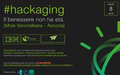 #Hackaging - Partecipa in team ad Hackathon - Ageing