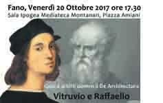 Convegno: Vitruvio e Raffaello