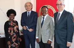 Siglato accordo con il Camerun