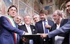 Inaugurazione Cappella Scrovegni