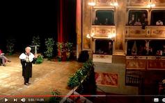 Infermieri: lauree al teatro di Fermo